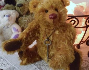 Teddy Bear- Robin, One of a kind Artist Mohair BEAR