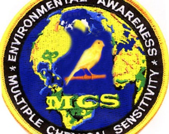 Custom Design Emblems for Earth Day and Environmental Concerns