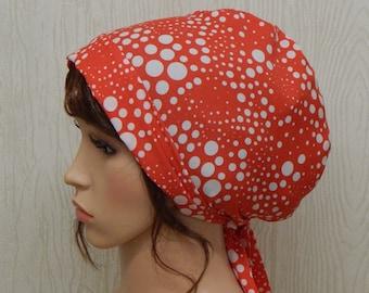 Head Scarf , Hair Scarf, Hair Wrap, Bandana, Tichel, Chemo Cap, Head Cover, Head Wrap