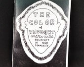 The Color of Thought: A Street Smart Positivity Guide