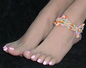 Hemp Anklet SeaFlower