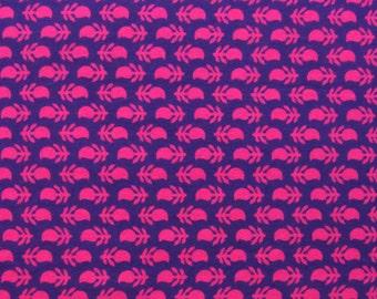 Paisley Fabric - Paisley Indian Motif Print  - 1 yard ctbl034