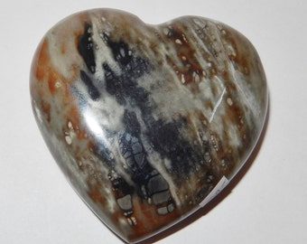 Picasso Marble Heart
