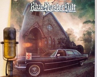 """B.O.C. (Blue Oyster Cult) Vinyl Record Album Vintage 1970s Live Classic Rock Buck Dharma 2Lp """"On Your Feet Or On Your Knees""""(1975 Cbs)"""