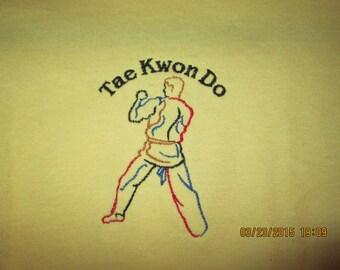 Tae Kwon Do shirt- Childs size 4T