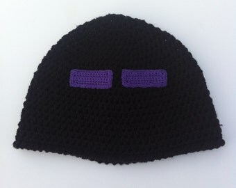 Enderman Hat, Minecraft