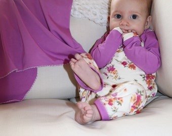 Order Your Organic Newborn Boy or Girl onepiece outfit