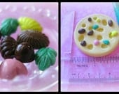 Tiny Scale Dollhouse Candy Mold Silicone Polymer clay mold