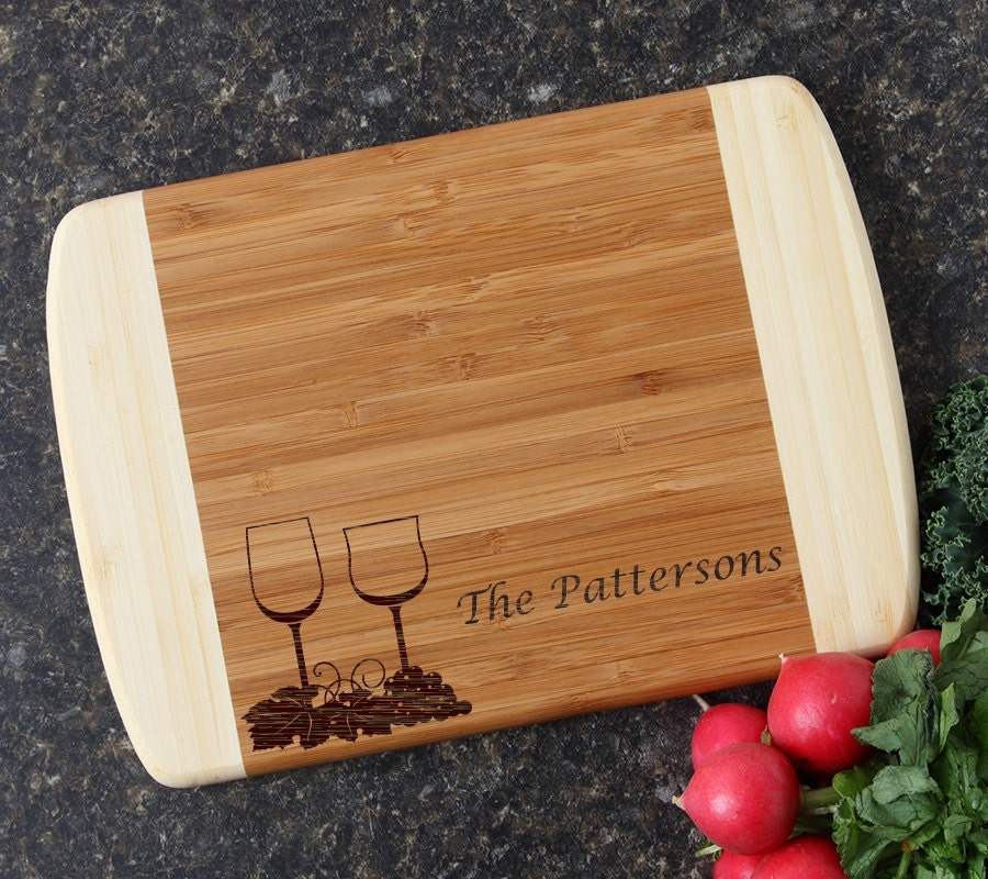 Personalized Housewarming Gift Personalized Cutting Board