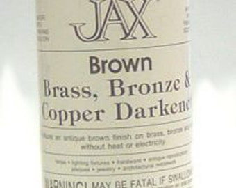 Jax Brown Patina Colorant - 16 oz