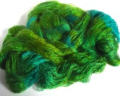 Changeling Silk Kid Mohair Yarn. The Answer From The Shore