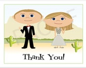 Reserved for Sharon - Set of extra Thank You Cards