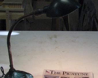 Vintage 40's-50' desk lamp