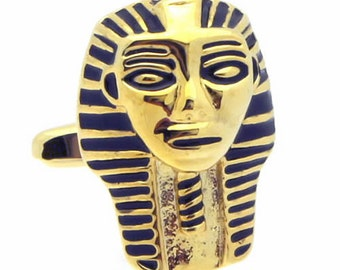 Tutankhamen Cufflinks
