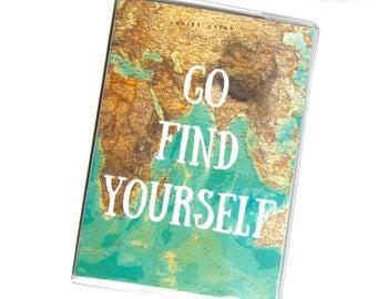 Passport Cover, Passport Holder, Passport Case, Passport Wallet, Personalized, Vintage Map, Gift Idea, Wanderlust, Travel Lover, Graduation
