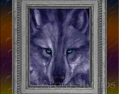 Winter Wolf - Open Edition Print