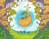 The Magic Beans ~ Conscious Alliance ~ Fox Theatre 2013