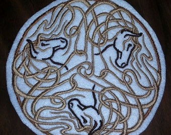 Celtic Horse Patch
