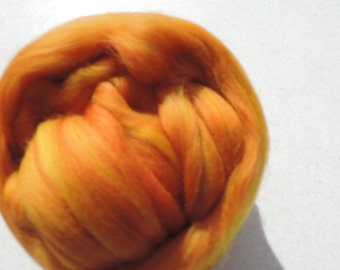 Ashland Bay Color Fusion Merino 19 Micron 4 Ounces Beautiful And Soft This Color Is Ginger
