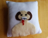 Wampa Pillow