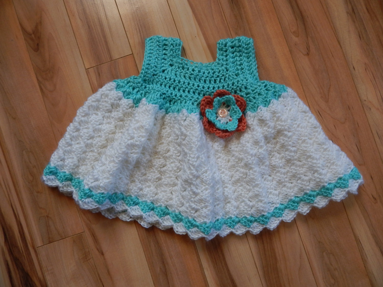 Crochet Pattern Princess Dress Blanket : Crochet Pattern Diamond Infant Dress Blanket Headband set