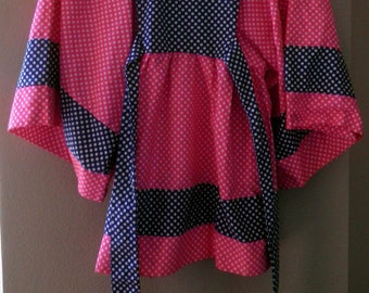 1970's Smock-style Top