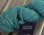 BULKY Weight Yarn - Jade (#9) - Merino Silk Linen Baby Llama Blend - Debbie Bliss Winter Garden - 100g/ 109 yards
