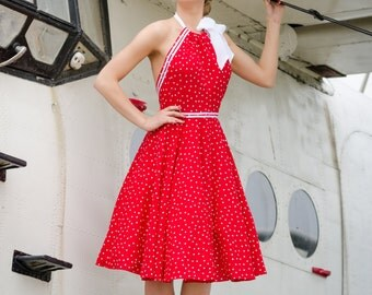 Frenchy rockabilly dress By TiCCi Rockabilly Clothing