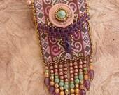 Ribbon Bag KIT in Purple