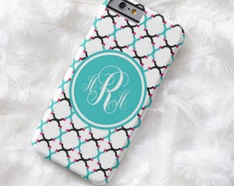 Personalized  iPhone 6 Case, iPhone 4/4S, iPhone 5, iPhone 6, iPhone 6s, Monogrammed iPhone Case