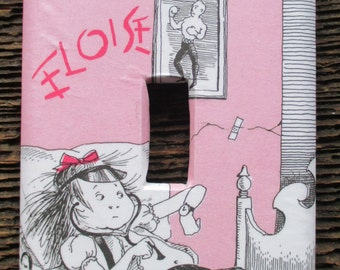 Eloise Upcycled / Recycled Light Switch Plate
