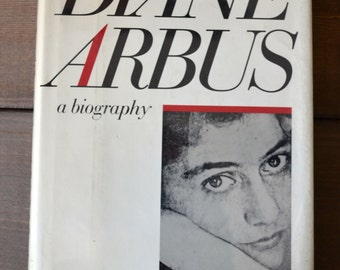 First Edition Diane Arbus Biography