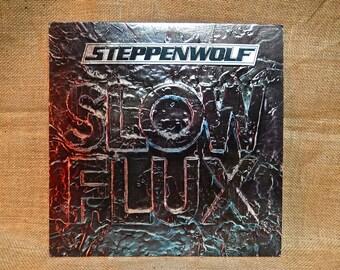 STEPPENWOLF - Slow Flux - 1974 Vintage Record Album