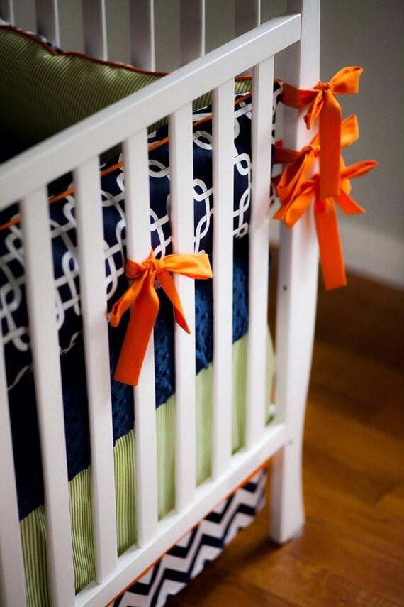 Deer crib bedding minky fitted sheet baby bedding nursery decor