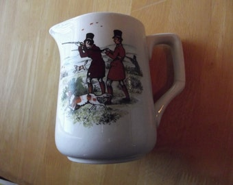 Vintage ceramic pitcher from Ireland - Carrigaline Pottery Co. Ltd. Cork Ireland