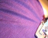 Purple 10 oz Cotton Lycra...