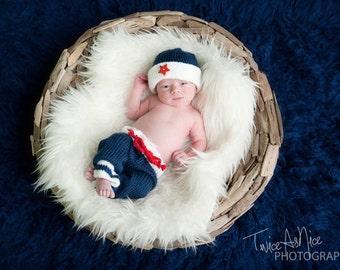Little Sailor Set