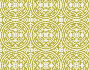 True Colors Scrollwork Green by Joel Dewberry