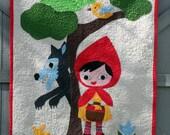 Little Red Riding Hood Quilt