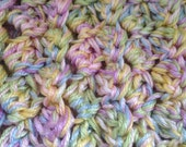 Beautiful silky soft multi color blanket