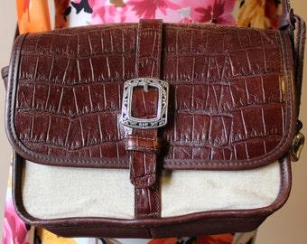 Vintage BRIGHTON Crossbody Bag