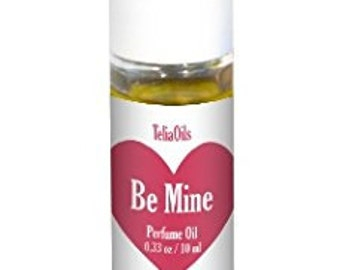 "Be Mine "" Premium Perfume Oil for Women, 1/3 Oz (10 Ml) By Telianaturale"