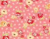 Scrumptious Sweet Pink- Moda Fabric- 1/4 yd
