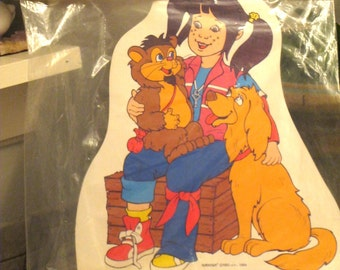 1984 Punky Brewster Centerpiece by Amscan NIP