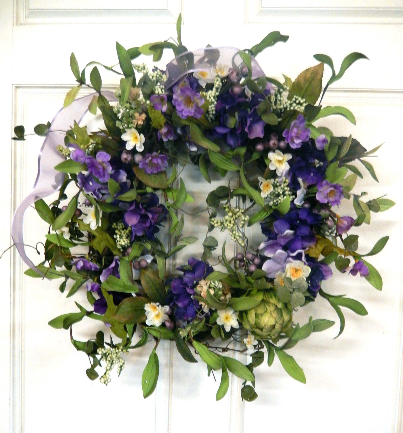 spring outdoor wreaths request a custom order and have