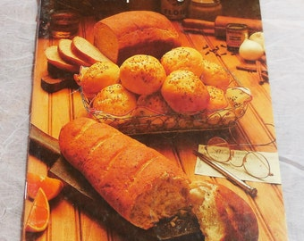 Prizewinning Recipes from Red Star's 1st Baking Recipe Exchange - Vintage Cookbook 1975