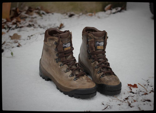 Vasque Hiking Boots Made In Italy Gore Tex Construction
