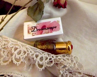 Dreamscape Botanical Perfume - Oil Based