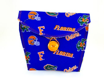 Florida Gators Bicycle Handlebar Bag