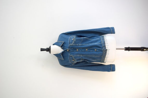 You searched for: beaded jean jacket! Etsy is the home to thousands of handmade, vintage, and one-of-a-kind products and gifts related to your search. No matter what you're looking for or where you are in the world, our global marketplace of sellers can help you find unique and affordable options. Let's get started!